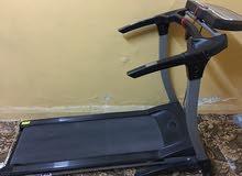 Treadmill and musical slimming machine