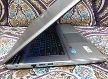 للبيع لابتوب توشيبا كور i7 شاشة 17 ورام 8 وهارد 1000 جيجا بحالة ممتازة ..