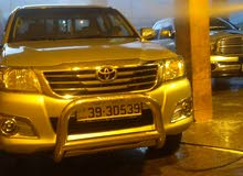 Manual Toyota 2014 for sale - Used - Al Karak city