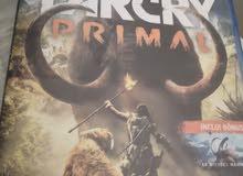 horizon و far cry primal للبيع ps4