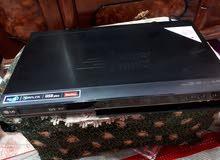 جهاز DVD  ماركة LG جديد عرض وتسجيل و فلاش رام ويعرض فول HD