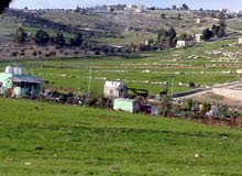 للبيع قطعة ارض مميزه وجميله رائعه جدا منطقة نادره-شرق جرش- بسعر مناسب