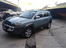 For sale 2006 Turquoise Tucson