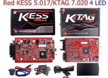 Kess v2 ecu tuner جهاز تعديل و برمجه بوكس سيارات