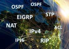 مشاريع تخرج (هندسة شبكات) Graduation Projects for Network Engineering