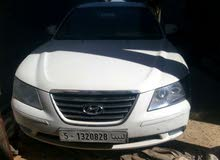 Automatic White Hyundai 2009 for sale