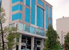 مكتب - مكاتب للايجار - شارع الملكة رانيا العبدالله - الجامعة