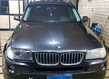 For sale BMW X3 car in Cairo