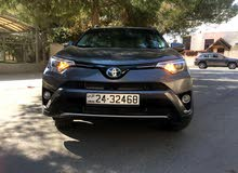 Used Toyota RAV 4 for sale in Amman