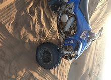 Used Yamaha motorbike available in Al Qabil