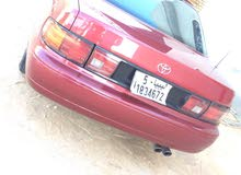 Automatic Red Toyota 1994 for sale