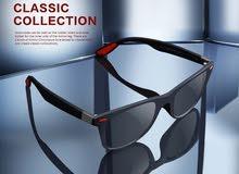 نظارة شمسيه بخاصية بلورايزر بتصميم فخم و أنيق