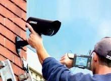 تركيب كاميرات مراقبه وشبكات انترنت