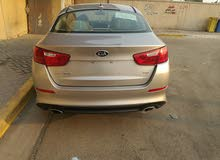 Automatic Silver Kia 2015 for sale