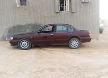 Red Nissan Maxima 1997 for sale