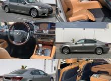 Lexus LS460 odm 48000 only