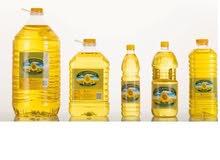 100% Sunflower oil
