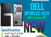 Dell optiplex 7070 core i7 (9th gen) 4gb 1tb - rayan computers