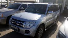 2012 Pajero GLS 3.8 Ltd Full options Gulf specs Low mileage agency service