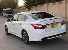 نسيان ألتيما 2016 رقم 1 قطعت 53 كم Nissan Altima 2016 full option
