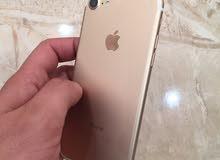 ايفون 7 اللون الذهبي 32 جيجا