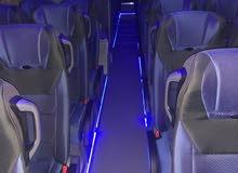 اتوبيس سياحي مرسيدس600(50راكب)لرحلات السياحية واليوميا ارخص سعر عندنا وبس