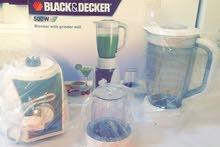 Black& DECKER blender 500W