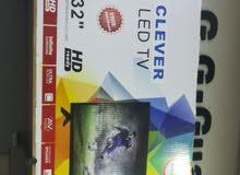 CLEVER LED TV عرض خاص 68 دينار