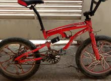بايسكل (BMX) للبيع حجمه (24)سعرة(75)