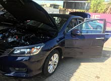 Honda Accord 2014 full option