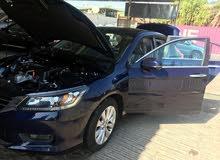 Honda Accord 2014 full option