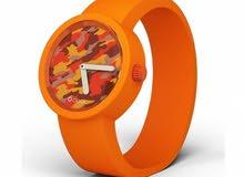 ساعات ايطالية O clock رياضية وكاجوال ماركة Full Spot