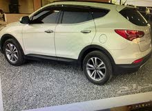 For sale 2015 Beige Santa Fe