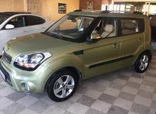 Green Kia Soal 2014 for sale
