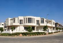 شقة للبيع 162م بحديقة (3غرف) - كمبوند تاج سلطان التجمع - بالتقسيط