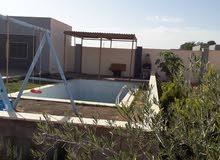 استراحة للبيع(مكتب  ليبيا للعقارات