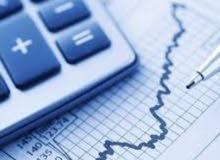 محاسب مختص في  حماية الأجور ضريبة القيمة المضافه وزكاة