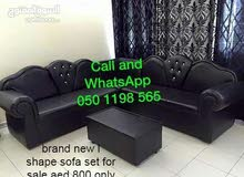 Fujairah – Sofas - Sitting Rooms - Entrances with high-ends specs available for sale