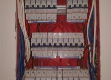 كهرباء مبانى طرابلس جنزور