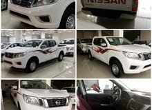 Nissan Navara 2016 For sale - White color