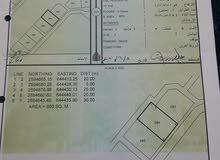 ارض سكني مخطط العامرات عدن