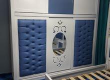 غرفة نوم شباب لاتيه(موديلات حديثة)