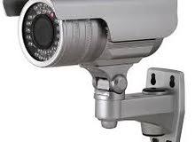 كاميرات مراقبة امنية مع التركيب والضمانn