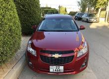 For sale Chevrolet Cruze car in Amman