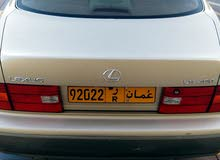 Gasoline Fuel/Power   Lexus LS 2000
