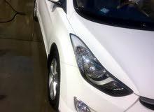 Hyundai Elantra in Najaf