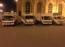 نقل جميع الأغراض داخل مناطق الكويت  وجميع نقل مستلزمات الأفراح