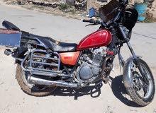 دراجه سوزكي j1 250