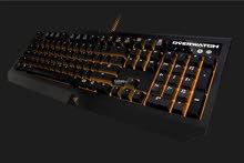 Razer Overwatch BlackWidow Chroma Gaming Keyboard