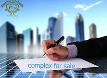 مجمع تجاري للبيع في الاردن - عمان - الشميساني مساحة 6800م